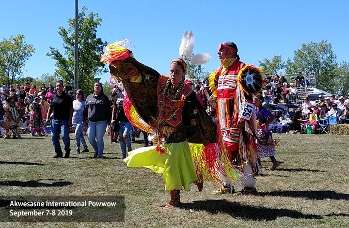 Akwesasne Powwow