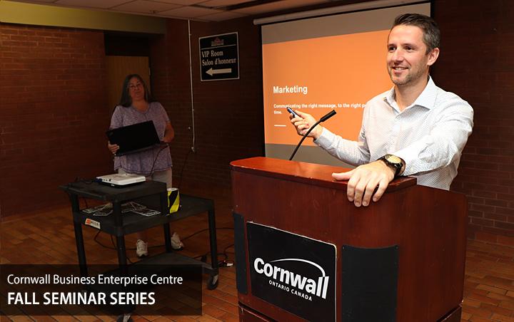 Cornwall Business Enterprise Centre - Seminars