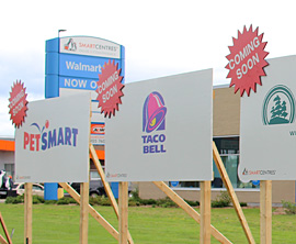 SmartCentres Cornwall Plaza
