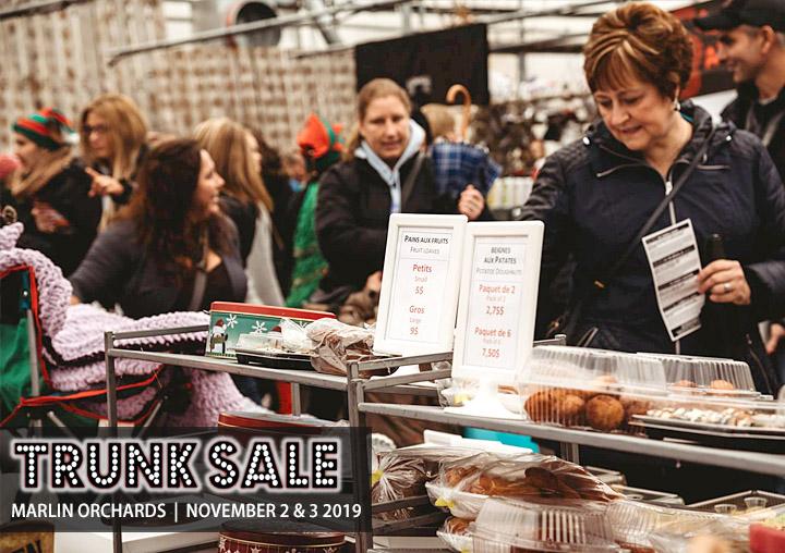 Trunk Sale 2019