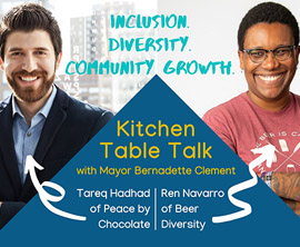 Ktichen Table Talk