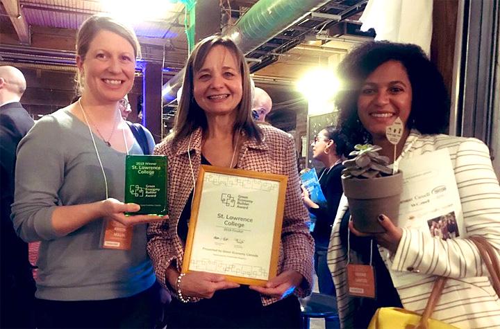 Green Economy Builder Award
