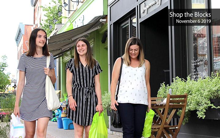Shop the Blocks Cornwall 2019