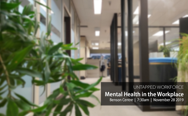 Untapped Workforce - Mental Health in the Workplace