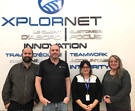 Xplornet Communications - Cornwall