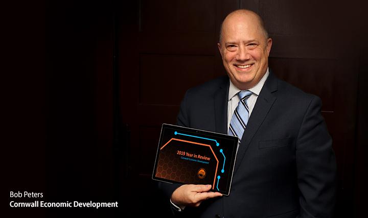 Bob Peters - Cornwall Economic Development