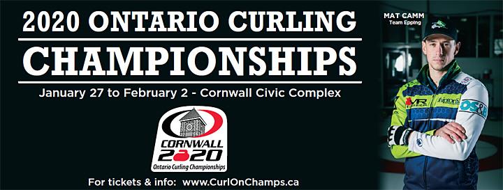 2020 Ontario Curling Championships