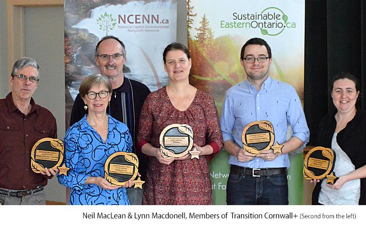 Transition Cornwall Award