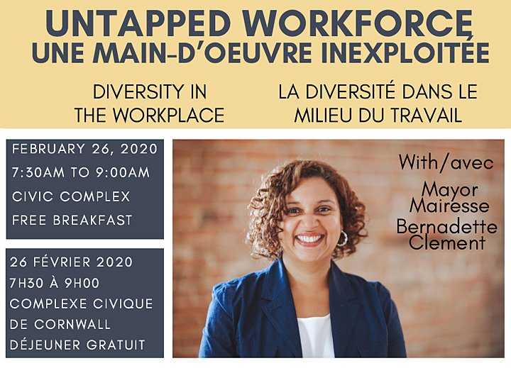 Untapped Workforce - Diversity in the Workplace