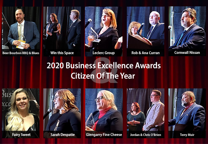 Cornwall Chamber Business Excellence Awards