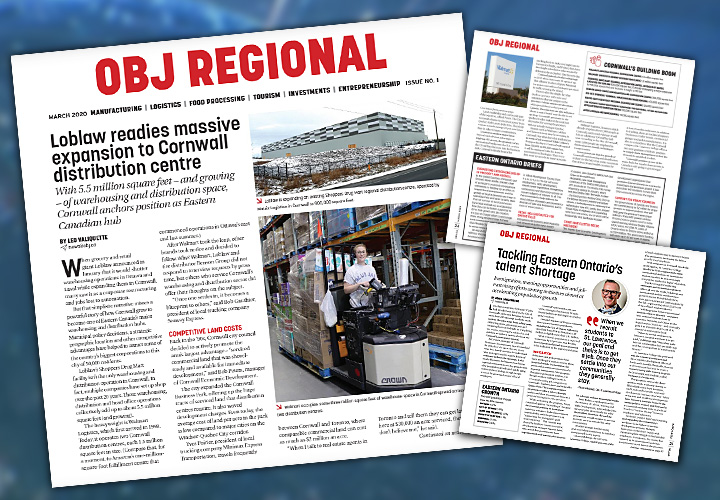 Ottawa Business Journal - OBJ Regional