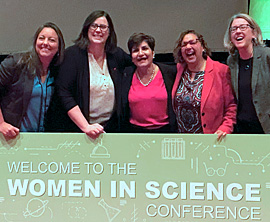 Women in Science Conference Cornwall 2020