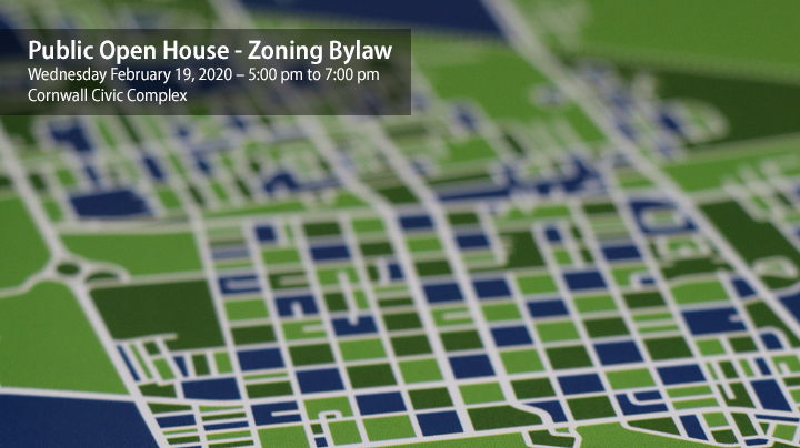 Cornwall Zoning By-Law Review 2020