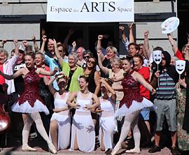 Cornwall Artspace