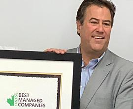 Morbern Canada Best Managed Company