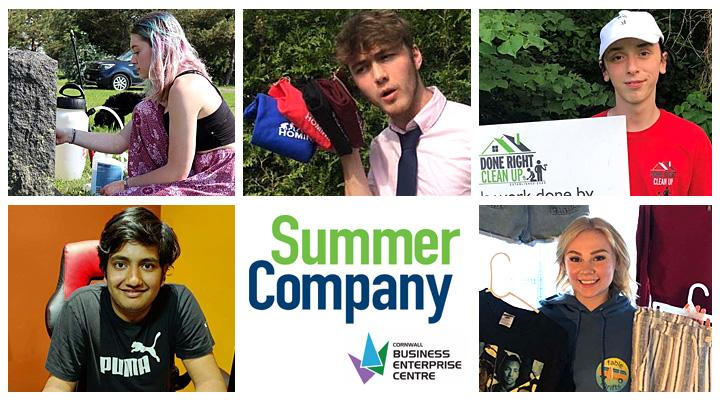 Summer Company Cornwall 2020