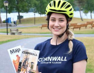 Cornwall Tourism Mobile Ambassador