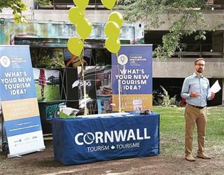Ontario Tourism Spark Cornwall