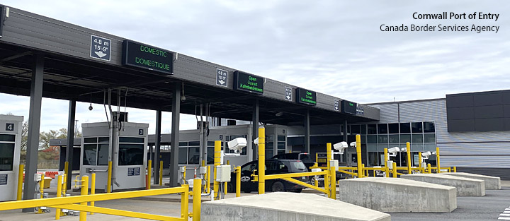 Cornwall Port of Entry