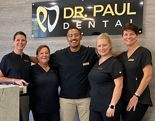 Dr. Paul Dental Cornwall