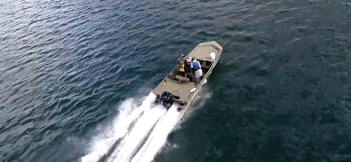 River Institute - Cornwall - Boat