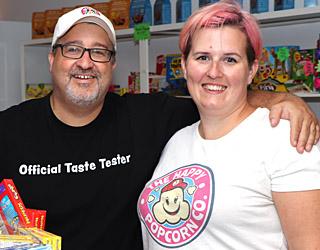 The Happy Popcorn Co. Cornwall Ontario