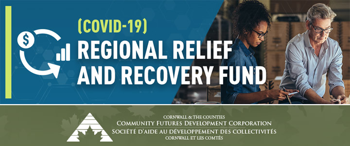 CFDC regional relief and recovery fund