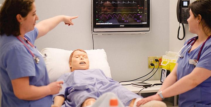 SLC Nursing Cornwall Campus