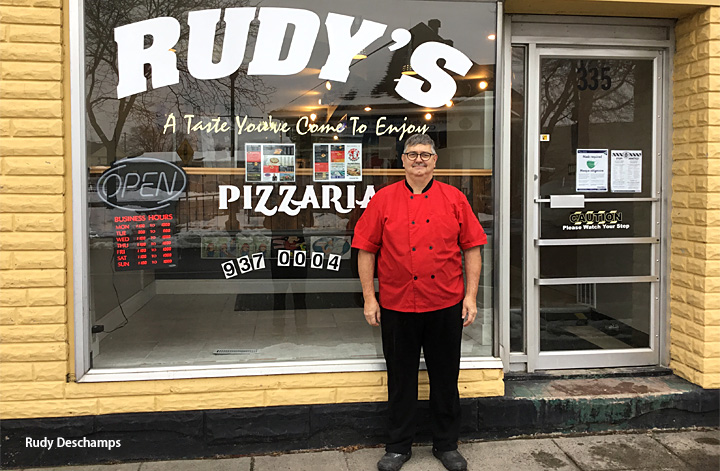 Rudy's Pizzaria - Cornwall
