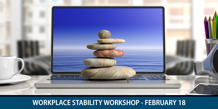 Workplace Stability Workshop
