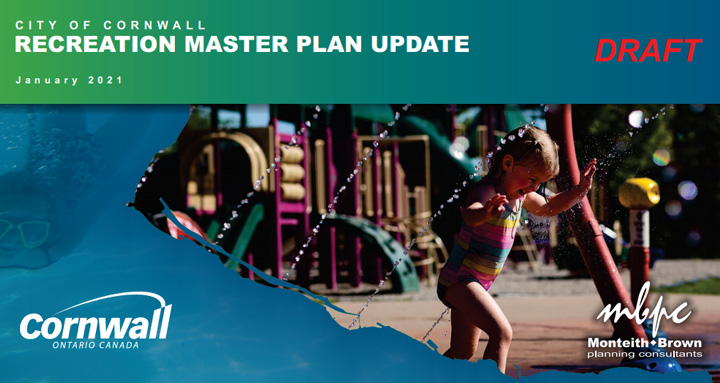 Cornwall Recreation Master Plan