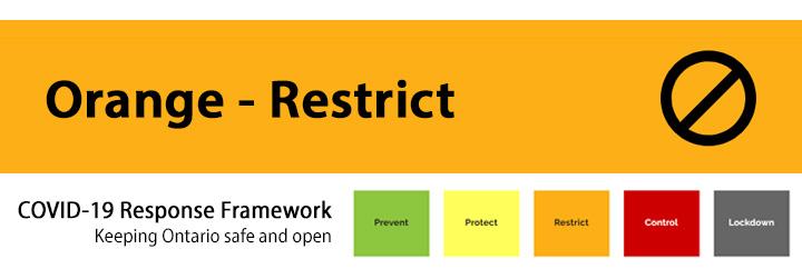 Orange Restrict