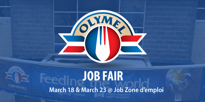 Olymel Cornwall Job Fair