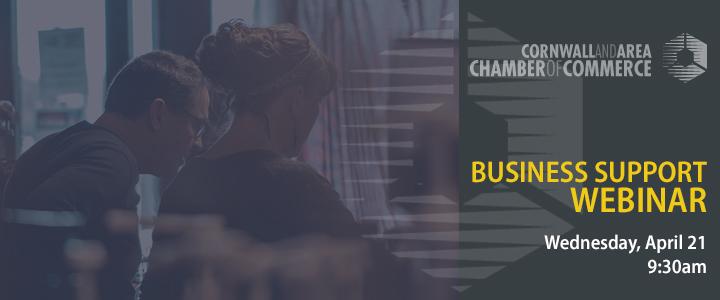 Chamber Business Support Webinar