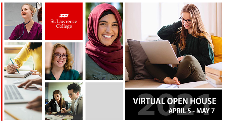 St. Lawrence College - Virtual Open House