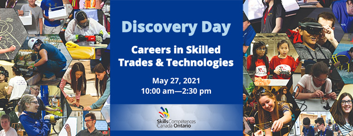 Discovery Day - Skills Ontario