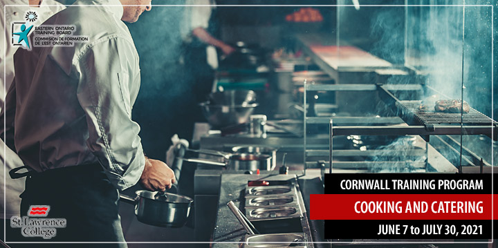 Cornwall Training Program - Cooking and Catering
