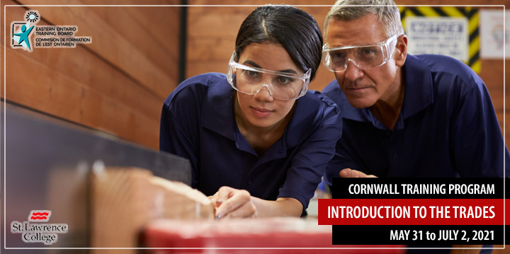 Cornwall Training Program - Intro to Trades