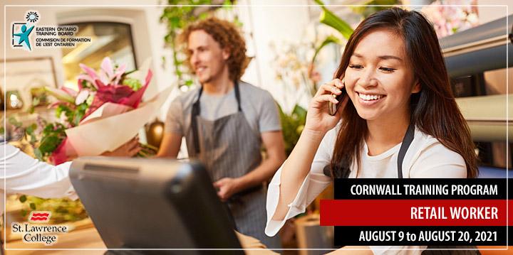 Cornwall Training Program - Retail Worker