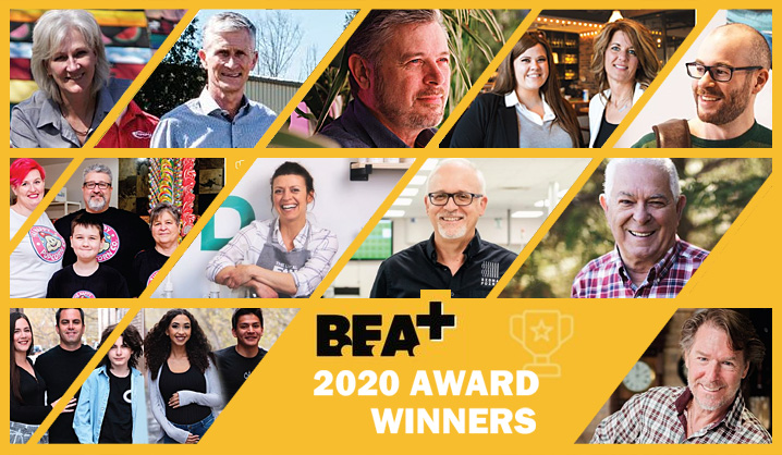 BEA+ Awards Cornwall