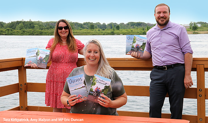 Cornwall and SDG Visitor Guides
