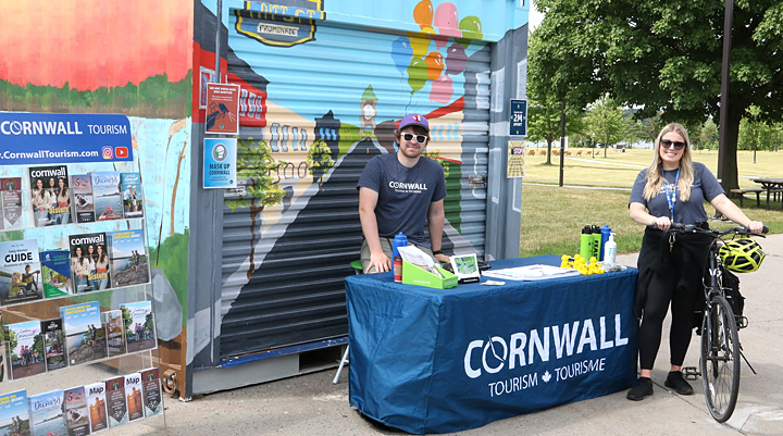 Cornwall Tourism Visitor Info Centre