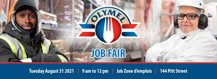 Olymel Job Fair - 2021