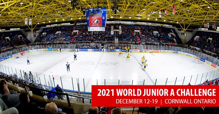 World Junior A Challenge - Cornwall